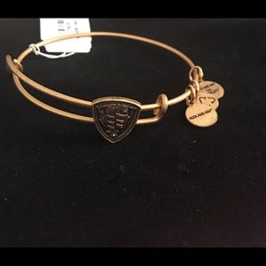 ALEX AND ANI STEADY VESSEL SLIDE BRACELET